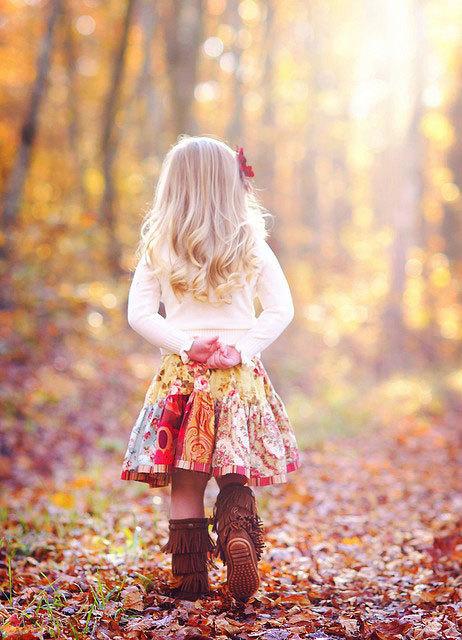 идеи для детской осенней фотосессии (9)