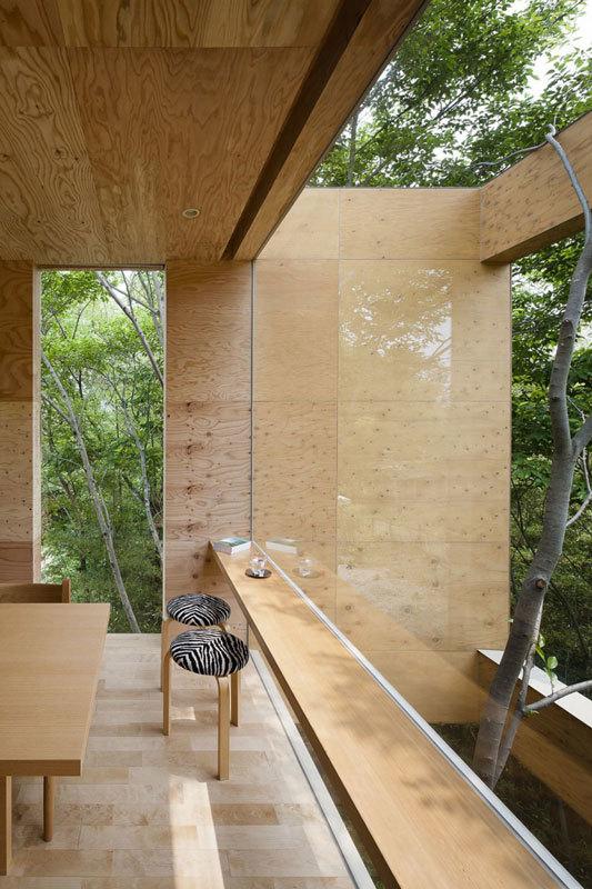 современный японский дом фото (4)