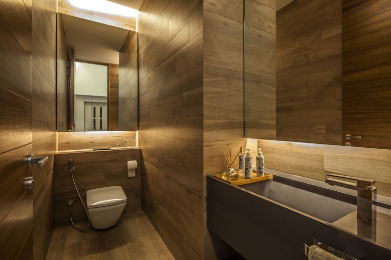 Sunny Side House ванная комната (1)
