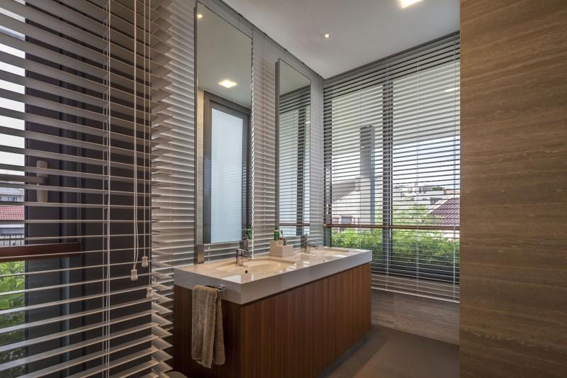 Sunny Side House ванная комната (4)