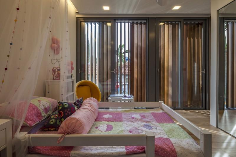 Sunny Side House детская комната (1)