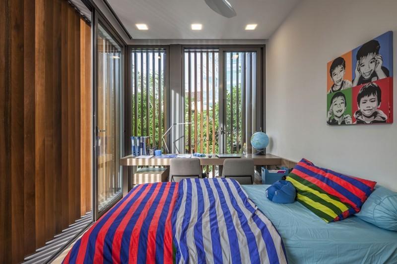 Sunny Side House детская комната (2)