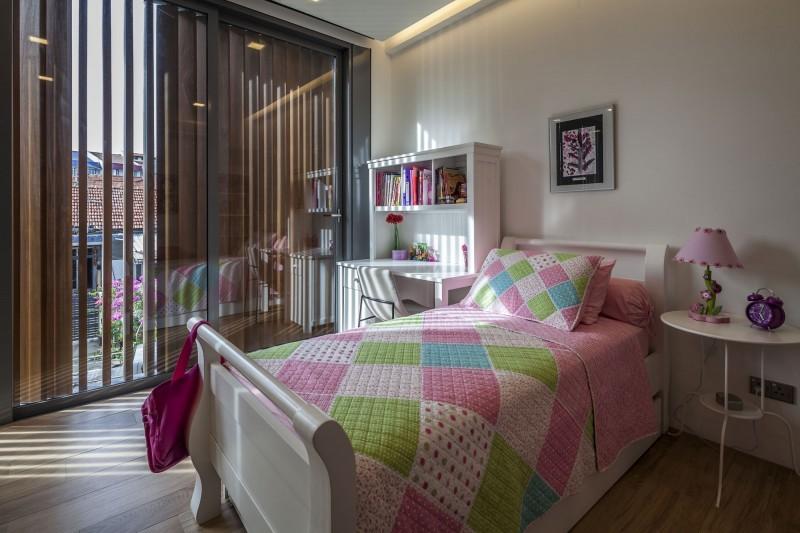 Sunny Side House детская комната (4)