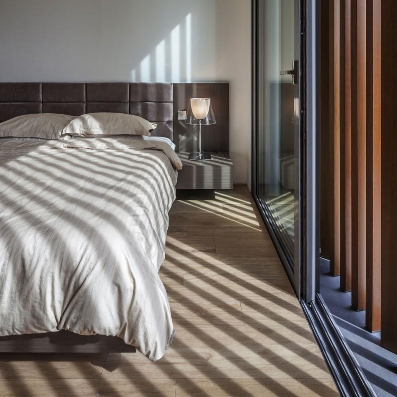 Sunny Side House спальня (2)