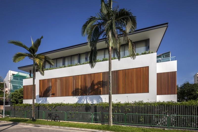 Sunny Side House вид с улицы