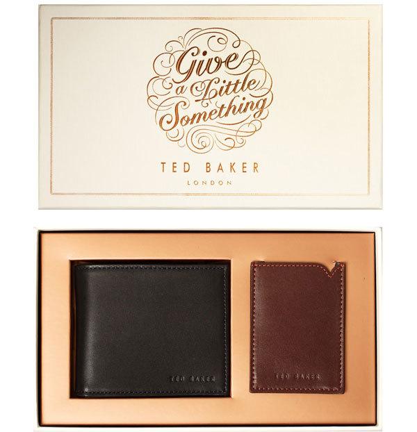 Подарочный-набор-из-кожаного-бумажника-и-кардхолдэра-Ted-Baker