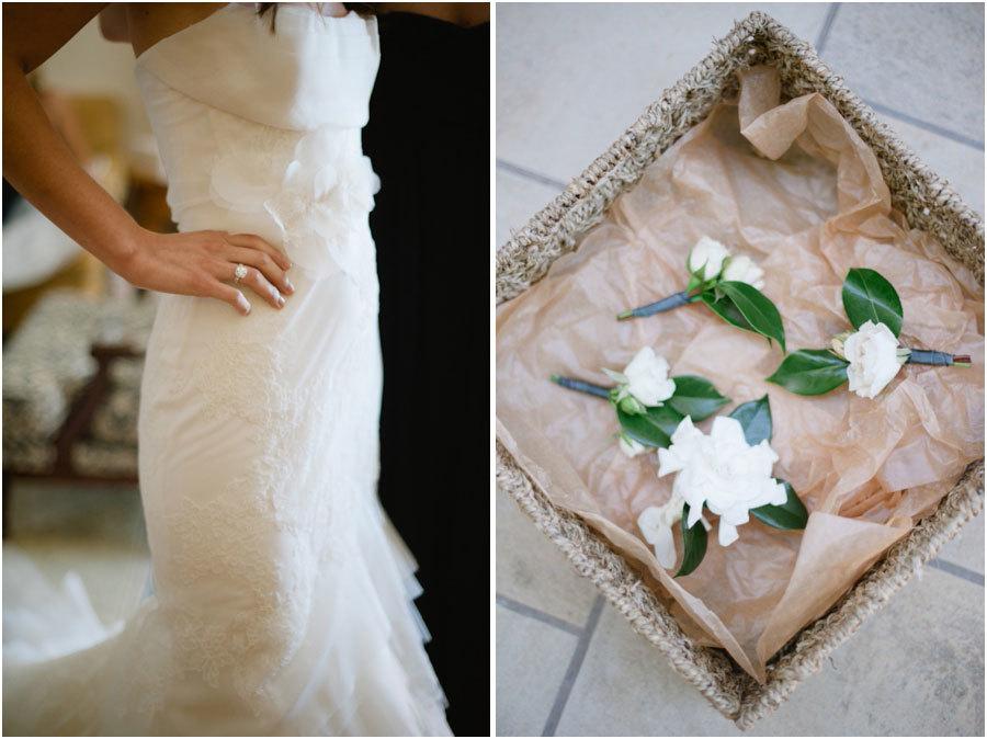 Последние приготовления перед свадьбой