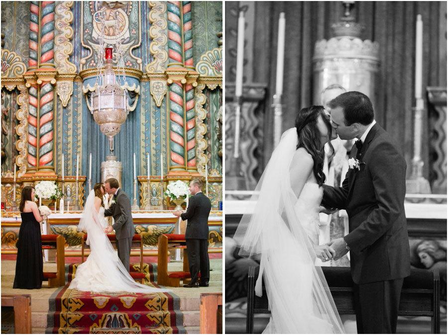 Роскошная свадьба на курорте The Bacara Resort (20)