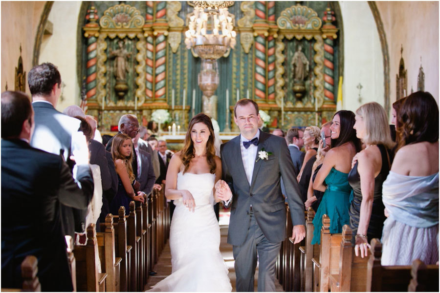 Роскошная свадьба на курорте The Bacara Resort (21)