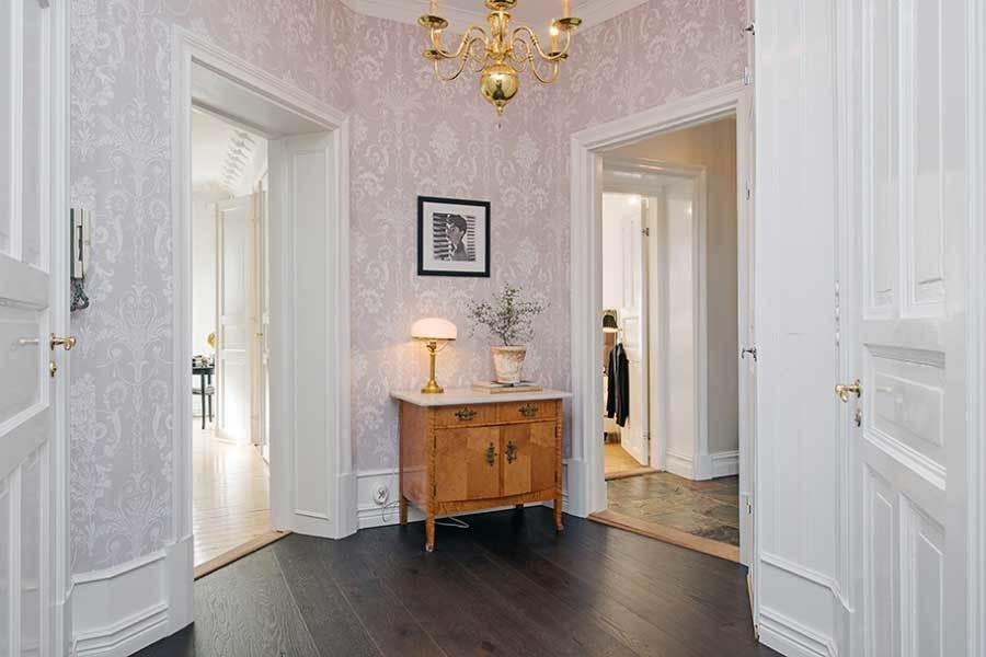 Современная квартира. Швеция (4)
