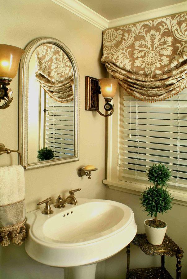 зеркала в интерьере ванной фото (1)