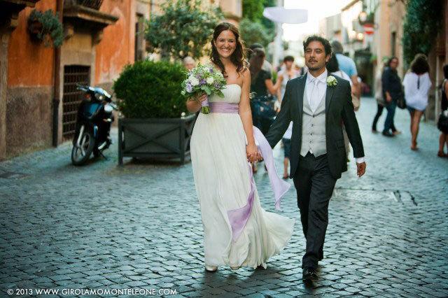 красивая свадьба в Италии (2)