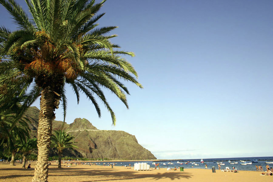 остров Тенерифе Испания (4)