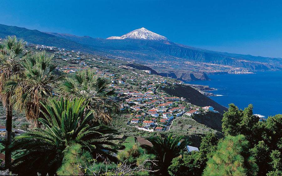 остров Тенерифе Испания (5)