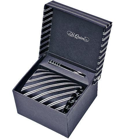 подарок-для-брата галстук и зажим