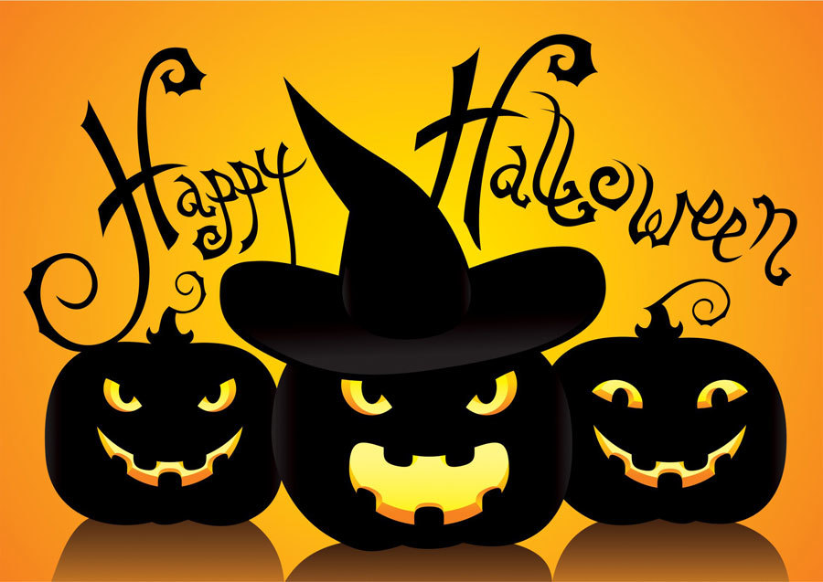 happy halloween 2013 wallpaper