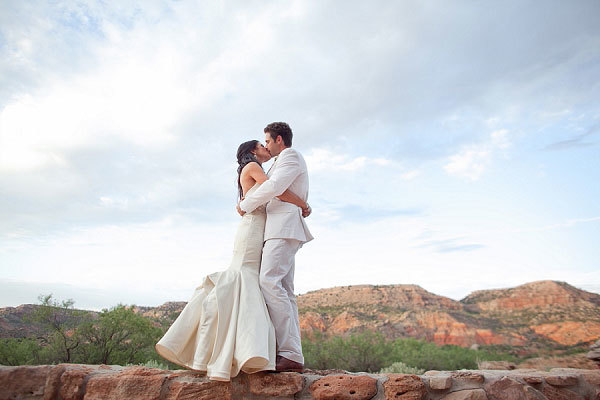Очень красивая свадьба в Техасе