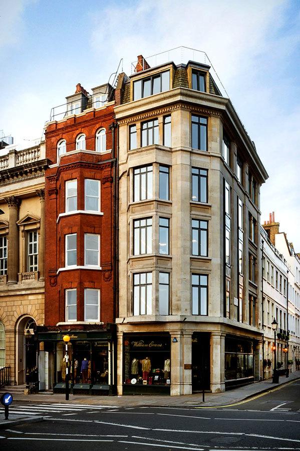 Роскошный пентхаус центре Лондона (1)
