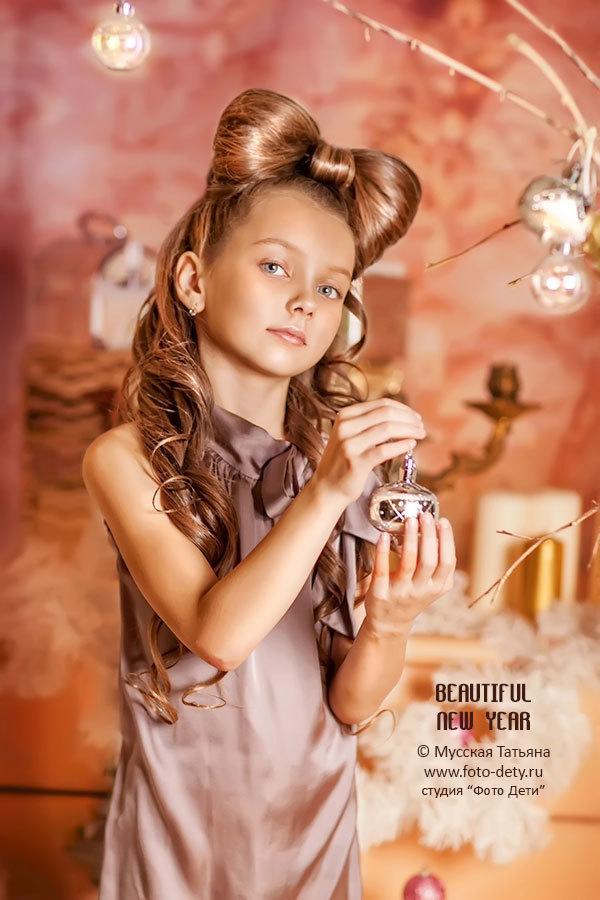 Студия фото дети. Новогодние образы для фотосессии (1)