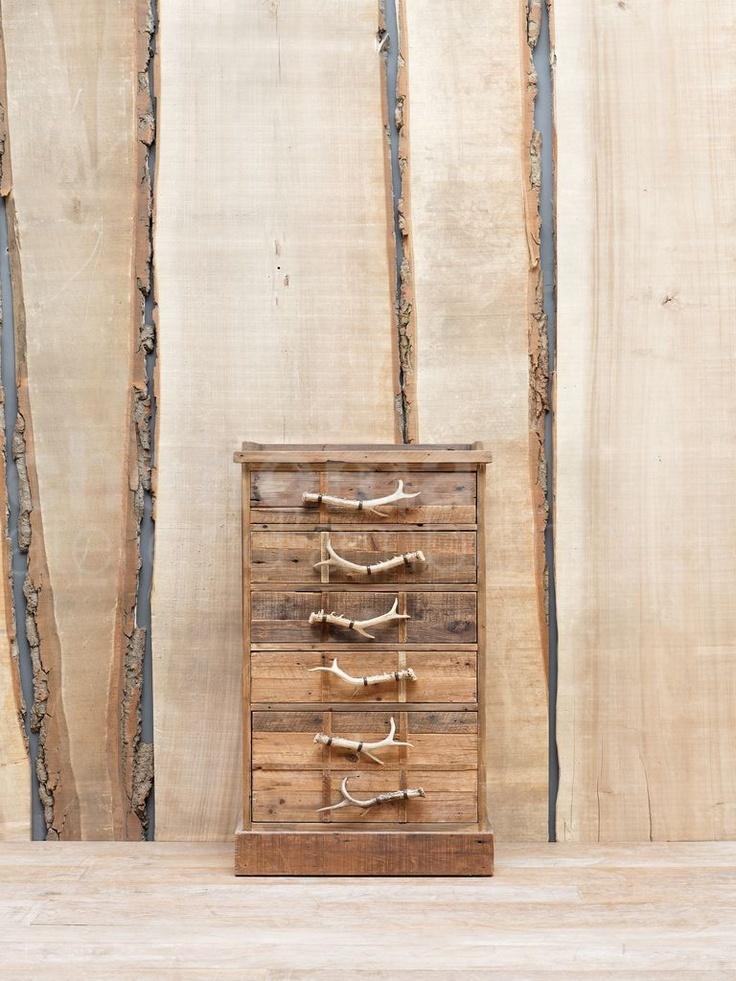 дизайнерский деревянный комод