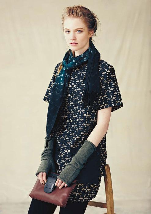 модные перчатки 2013 — 2014 (2)