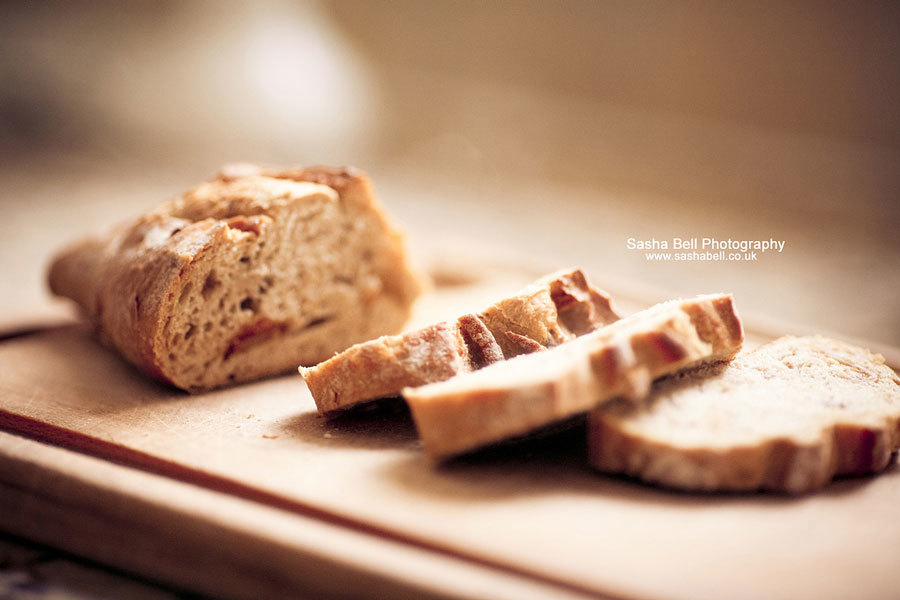 нарезаный хлеб