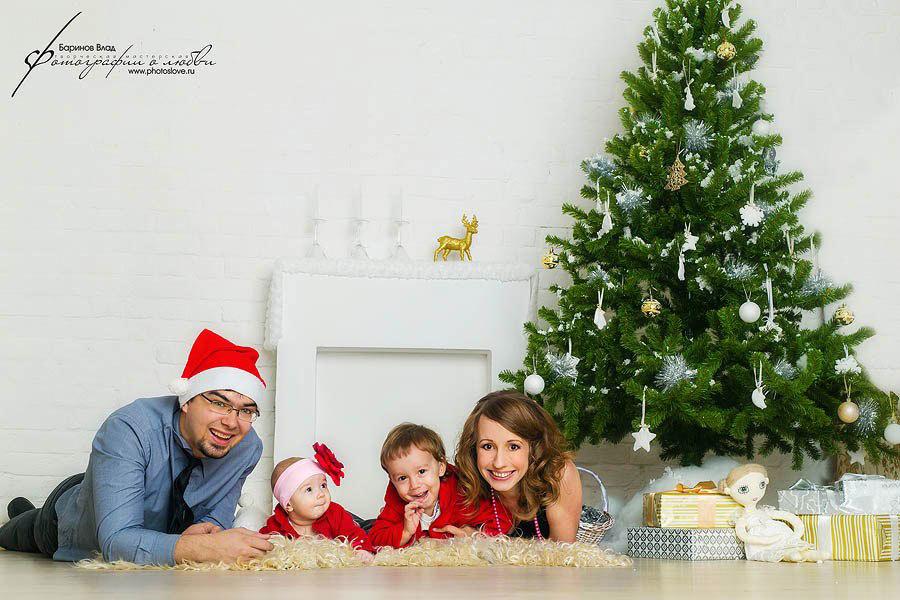 семейный новогодний портрет (3)