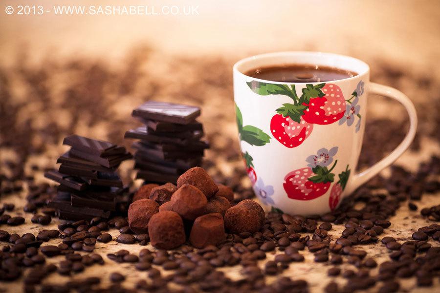 шоколад, кофе и какао
