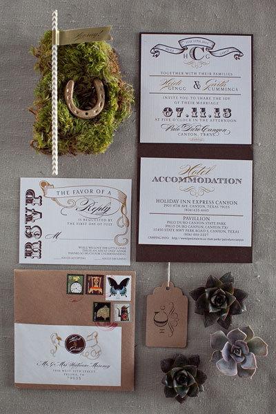 Alanna Merriman свадебный графический дизайн