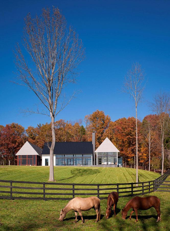 Becherer House - дом в сельской местности (1)