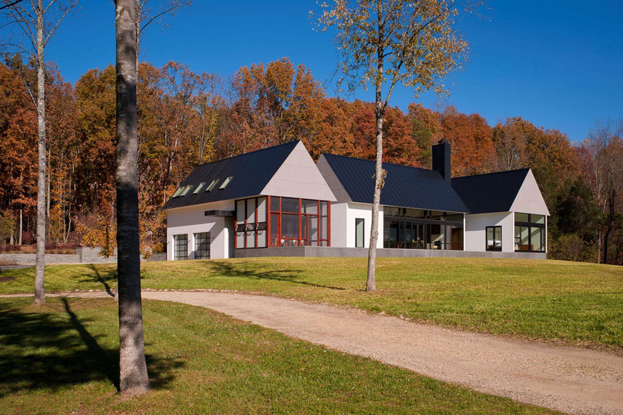 Becherer House - дом в сельской местности