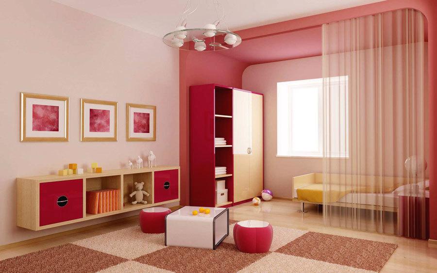 Где купить стильную мебель для детской комнаты