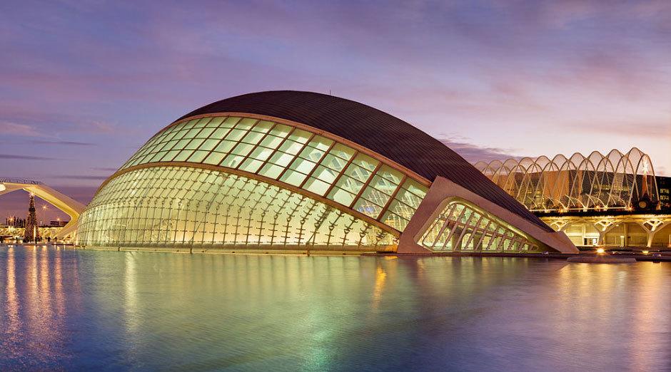 Город искусств и наук Валенсия