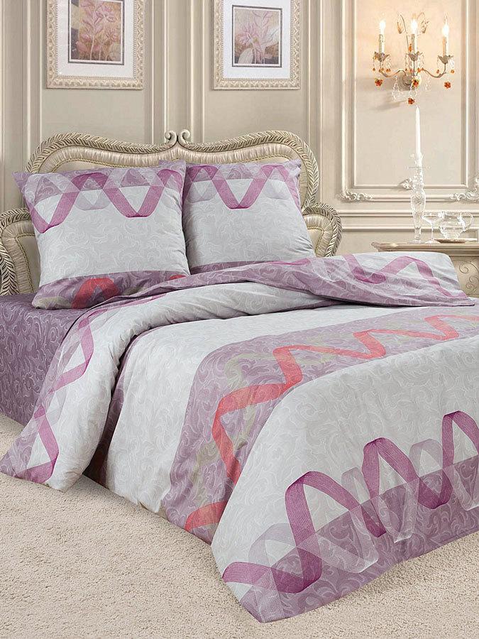 нежно розовое постельное белье