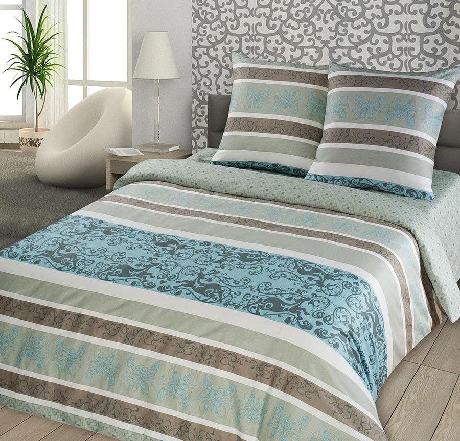 красивый комплект постельного белья