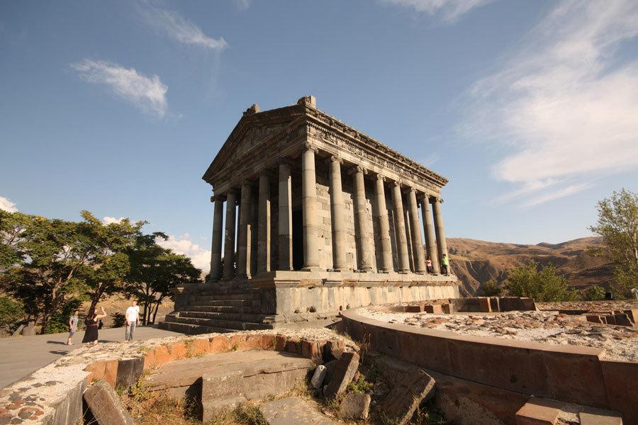 Garni-Armenia