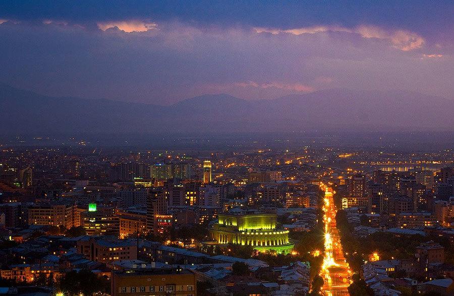 Shining-Yerevan