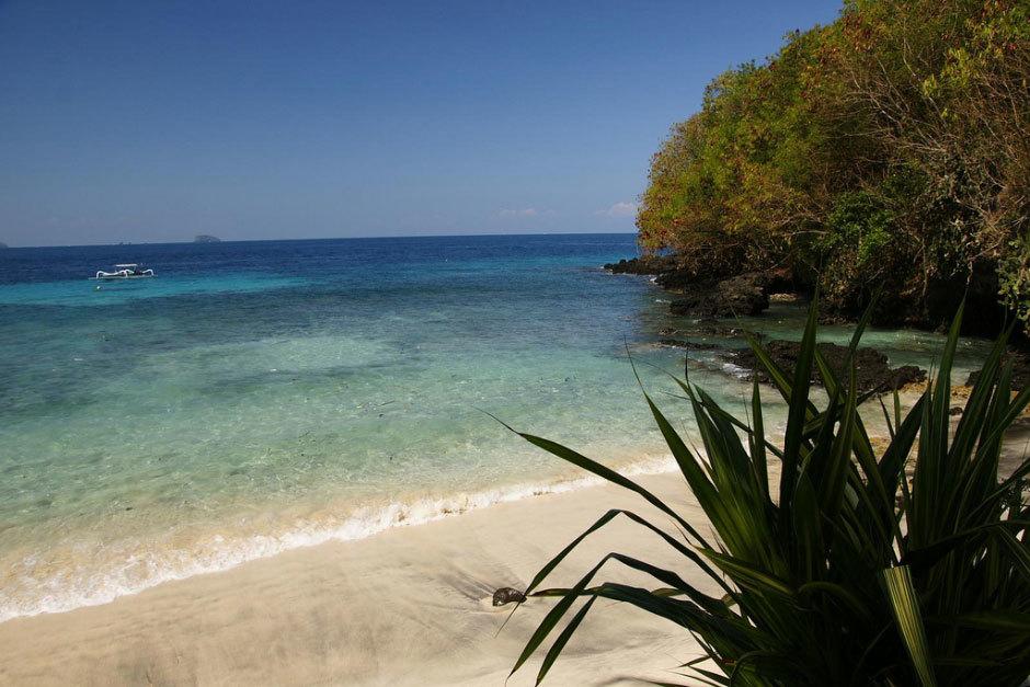 Голубая лагуна, Бали.