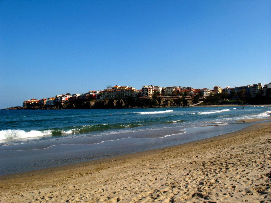 Пляжи Болгарии.