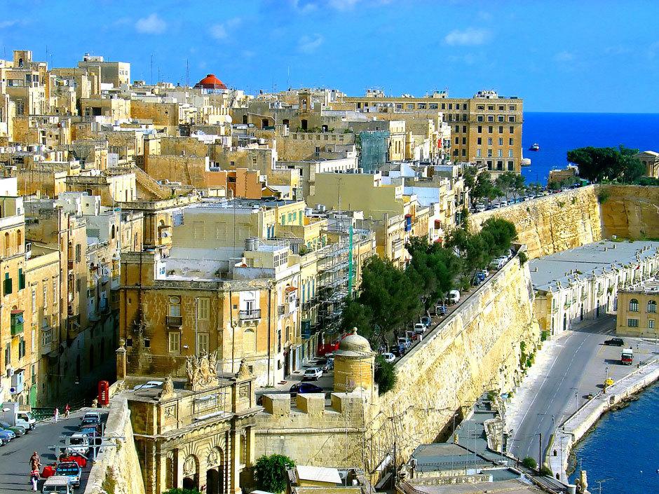 Средиземноморский город.