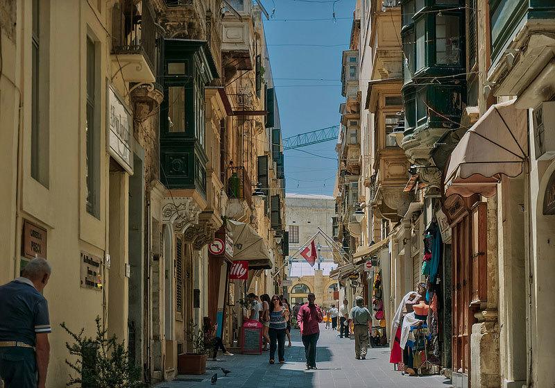 Улица Мальты.