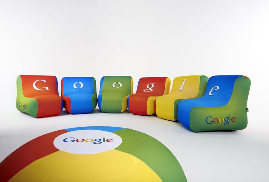 гугл надувная мебель