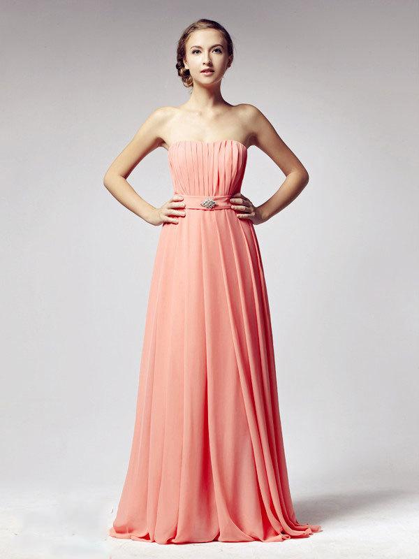 длинные платья на выпускной 2014 (1)