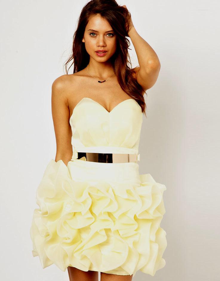 изящное платье на выпускной (2)