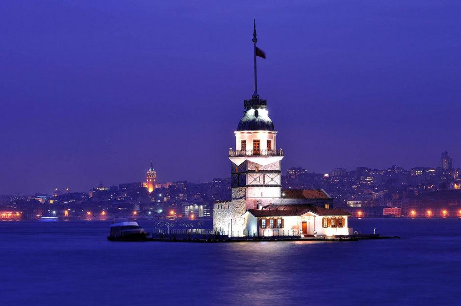 Девичья башня (Стамбул)