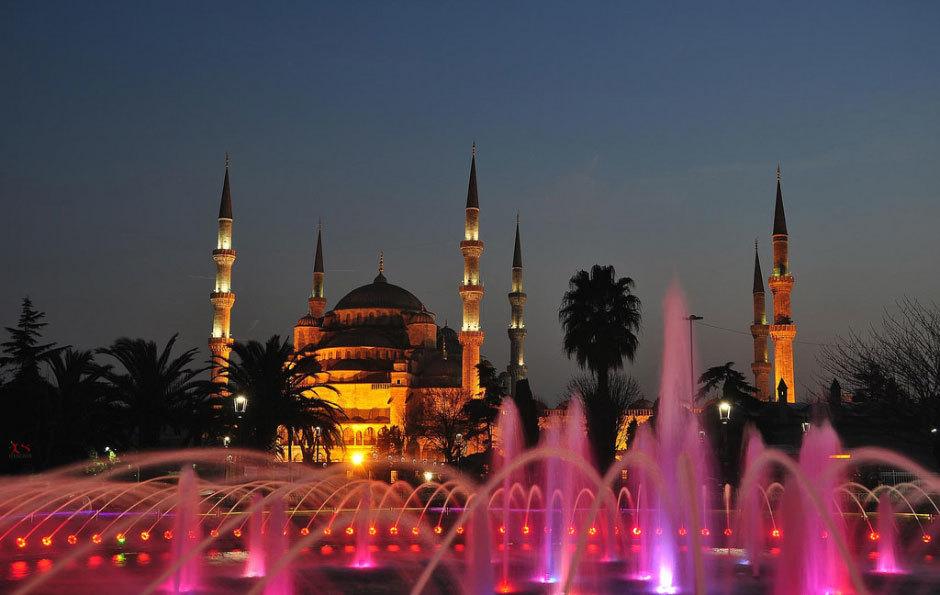 Интересные факты о Турции.