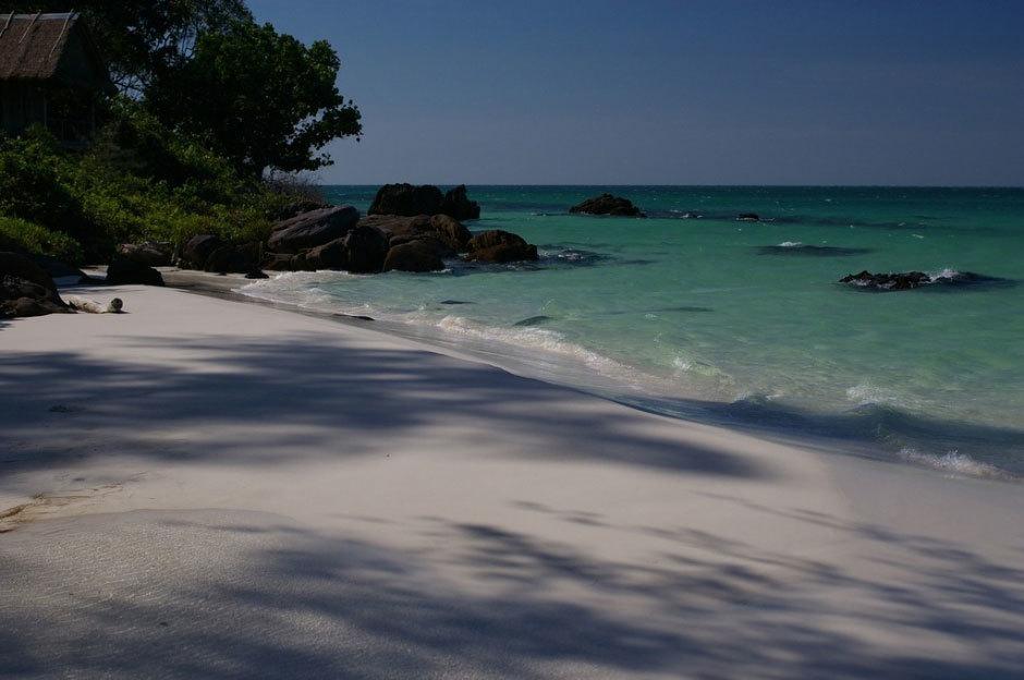 Пляж Саувестерн, камбоджа