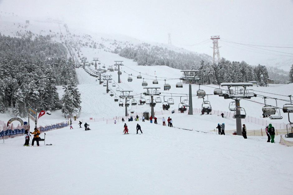 Италия лыжи