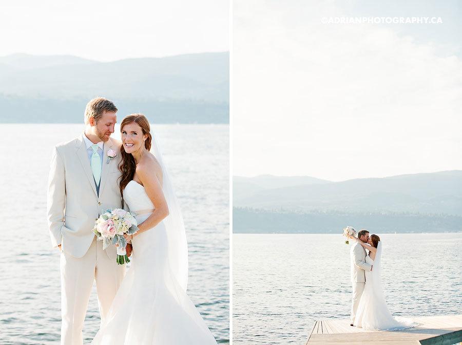 канадская свадьба в пастельных тонах