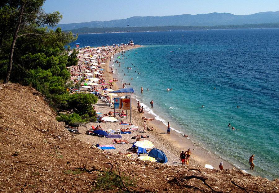 пляж Золотой мыс